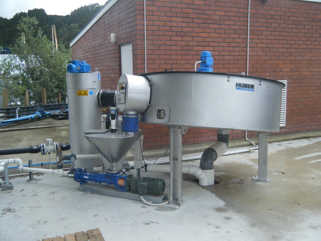 Huber Disc Thickener PN1