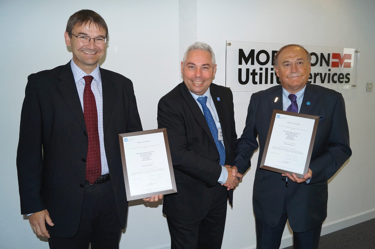 Global first for MUS